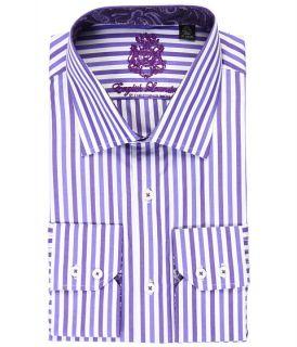 Laundry Blue & White Stripe L/S Dress Shirt w/ Scaled Revers $65