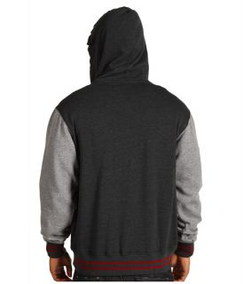 Famous Stars & Straps Top 99 Button Up Fleece Hoodie