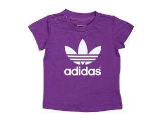 adidas Originals Kids   adicolor Trefoil Tee (Infant/Toddler)