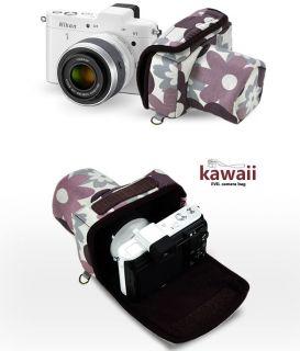 Canvas Nikon 1VI+30 110mm f/3.8 5.6 Camera bag Camera bag