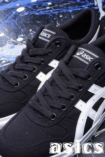Brand New Asics Aaron CV Black White Unisex Shoes 74