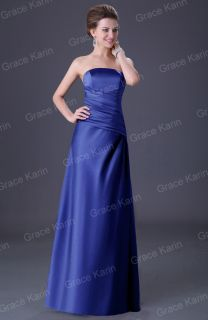 Womens Formal Party Evening Wedding Bridesmaid Cocktail Dresses US UK