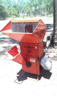 Used Bearcat 3 Wood Chipper Shredder 8 HP