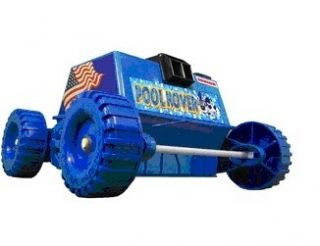 POOL ROVER JR AUTOMATIC ABOVE GROUND SWIMMING POOL CLEANER)))