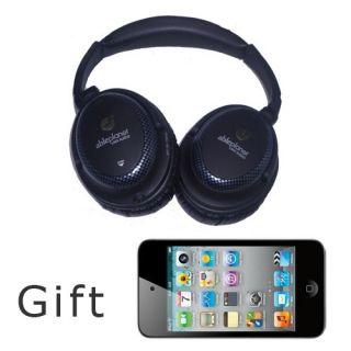 New Able Planet Clear Harmony Over Ear Stereo Headphones NC1150 Black