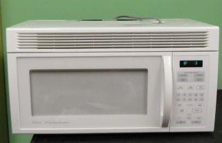 Amana Radarange Microwave Repair Photos