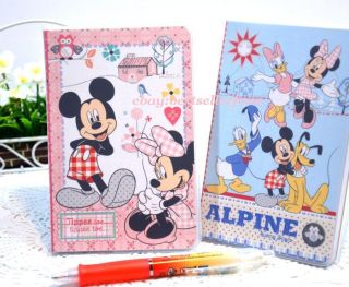 Disney Academic Diary Schedule Yearly Weekly Planner Calendar Book