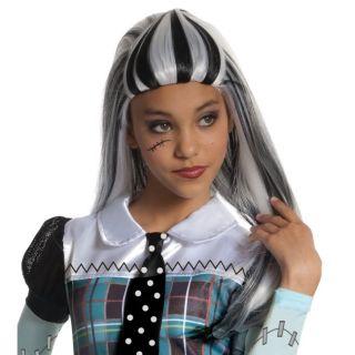 Monster High Frankie Stein Hair Wig Accessory Child 52570
