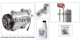 Suzuki Grand Vitara XL7 2005 AC A C Compressor Kit