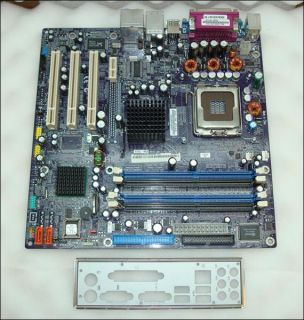 ACER 915GL M5A REV1.0B Socket 775 Motherboard With I/O Plate