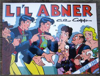 LiL Abner Dailies Vol 6 1940 SC 1st Al Capp Lil Abner