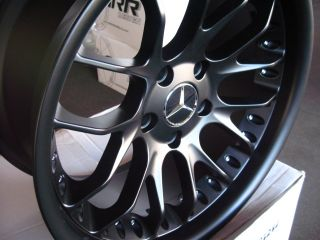 19 MERCEDES WHEELS/RIM+TIRES S430 S500 S550 S600