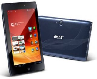 Acer Iconia Tab A100 Tegra 2 Dual Core 8GB, Wi Fi, 7in   Capacitive