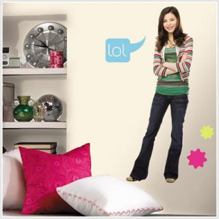 iCarly TV Show Big 54 Wall Mural Stickers Room Decor