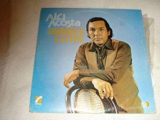 Alci Acosta Grandes Exitos 2 Records Usados Copa Rota Dejenme Llorar