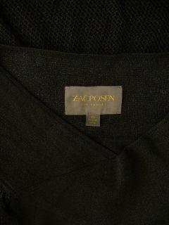 Zac Posen for Target Black Pointelle Stretch Knit Bodycon Dress XS