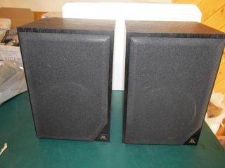 Acoustic Research AR 215PS Main Stereo Bookshelf Speakers 100w 2 way