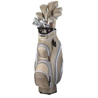 NEW Ladies Adams Idea a7OS Complete Integrated Golf Set w/ Cart Bag
