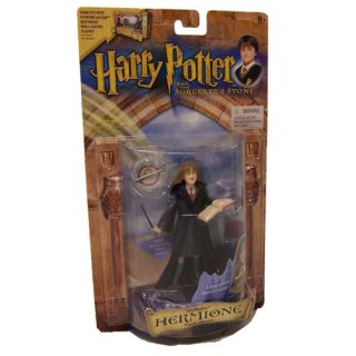 Harry Potter Sorcerers Stone Gryffindor Hermione Action Figure Mattel