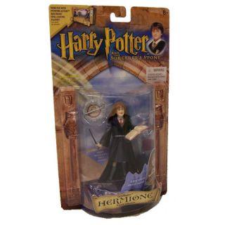 Harry Potter Sorcerers Stone Gryffindor Hermione Action Figure Mattel