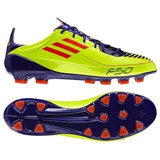 reputable site a4ec7 0573a ... FG  Original Adidas F50 Adizero TRX HG Syn Synthetic Mens Soccer Cleats  ...