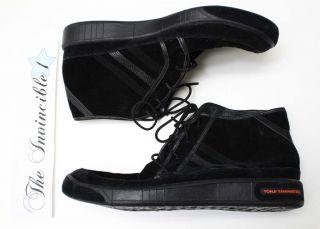 Adidas Y 3 Y3 Yohji Yamamoto Hi Top Sneakers Shoes Suede Chukka Boots