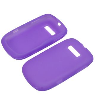 Sleeve Gel Skin Cover Case For Verizon ZTE Adamant F450 +LCD Guard