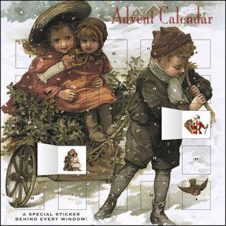 Babys Ride Christmas Advent Calendar