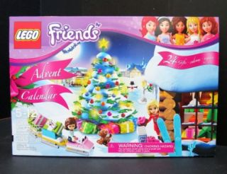 Lego Friends Advent Calendar 3316 New in Hand Only Available at Lego