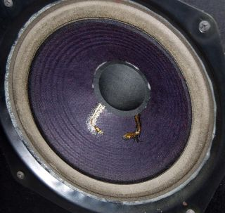 The Advent Loudspeaker Pair of Vintage Speakers Excellent Condition