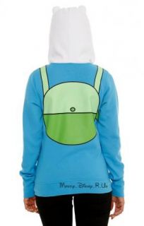 Adventure Time Finn Jake I Am Finn Zip Costume Hoody Hoodie Sweatshirt