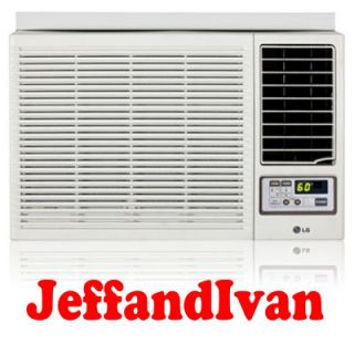 LG LW1210HR 12 000 BTU Window Air Conditioner with Heat 048231362696