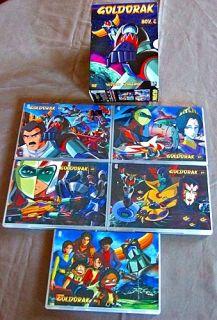 Original made in europe, édition française,PAL region 2 DVD boxset