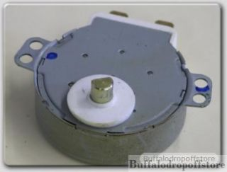 payment info microwave turntable motor part 120v gm 16 12f47