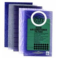 Room / Window Foam Air Conditioner Filter Trim to Fit 2 pk NEW