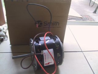 AO SMITH 1 HP Air Conditioner Condenser Fan Motor 825 RPM THERMALY