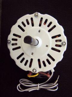 Power Vent Attic Fan Motor 1 10hp 1050 Rpm 115 Volts Pd2957