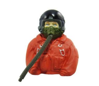 Pilot Figure RC Airplane 1 6 Fighter Jet Pilot High Scale Orange