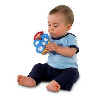 New Fisher Price Airplane Soft Teether Baby Infant Toys