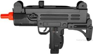 AEG Electric Automatic UZI SMG Airsoft Rifle Gun Folding Stock Pistol