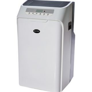 Kosi Portable Air Conditioner Heat Pump 12K BTU Cool 13K BTU Heat 10