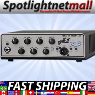 Aguilar Tone Hammer 350 Bass Amp Super Light Weight Ships Out Fast