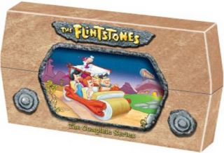 Flintstones The Complete Series Collection DVD Brand New Factory