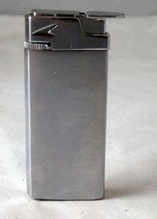 Albee Lighter Chrome Cigarette Lighter Ladys Lighter Made in Japan
