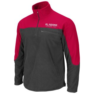 Alabama Crimson Tide Blizzard Polar Fleece 1/4 Zip Jacket   Crimson