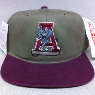 University of Alabama Crimson Tide Snapback Hat Cap Blockhead Flat