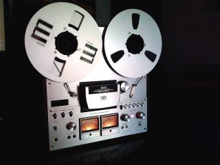 Akai GX 630D Stereo Reel to Reel Tape Recorder