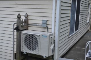 DAIKIN Quaternity Air Conditioning system heating & cooling heat pump