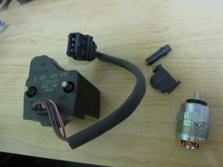 BOSCH Idle air control SOLENOID CONTROL VALVE PART NO 0281005019 with