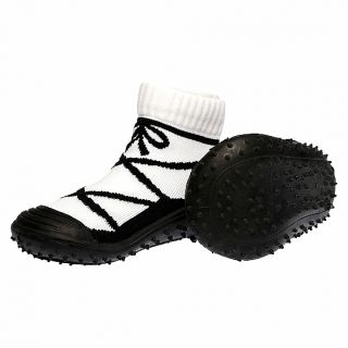 Skidders Black Ballerina Baby Toddlers Infant Sneakers